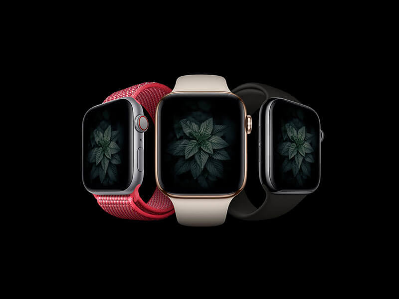 Apple Watch Mockup PSD cover image