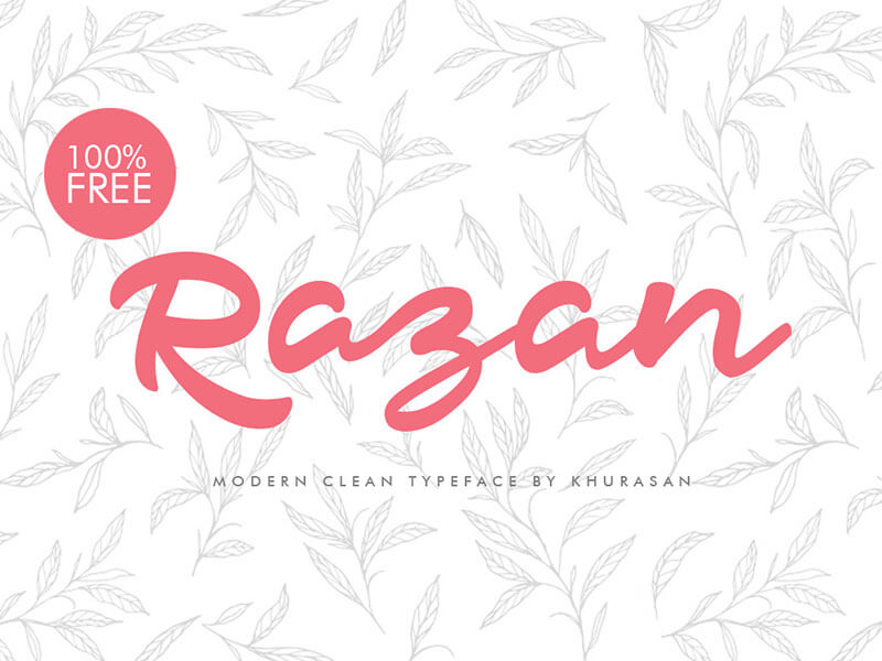 Razan Script cover image