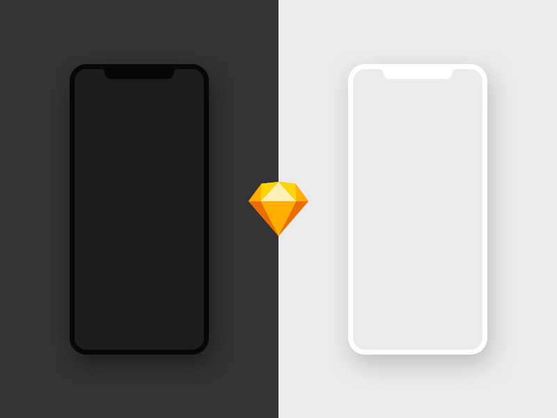 Free iPhone X Mockup cover image