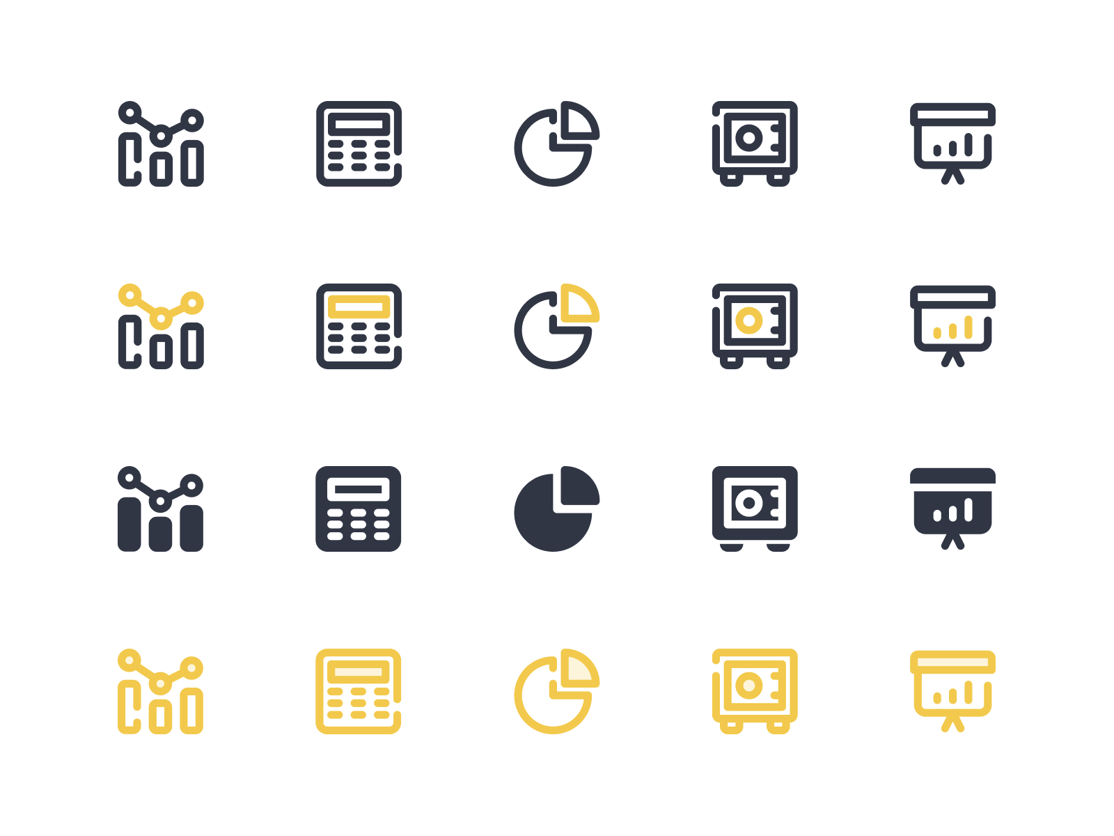 Finance Icons cover image
