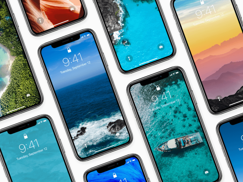 Wallpapers - Summer Edition 2018 cover image