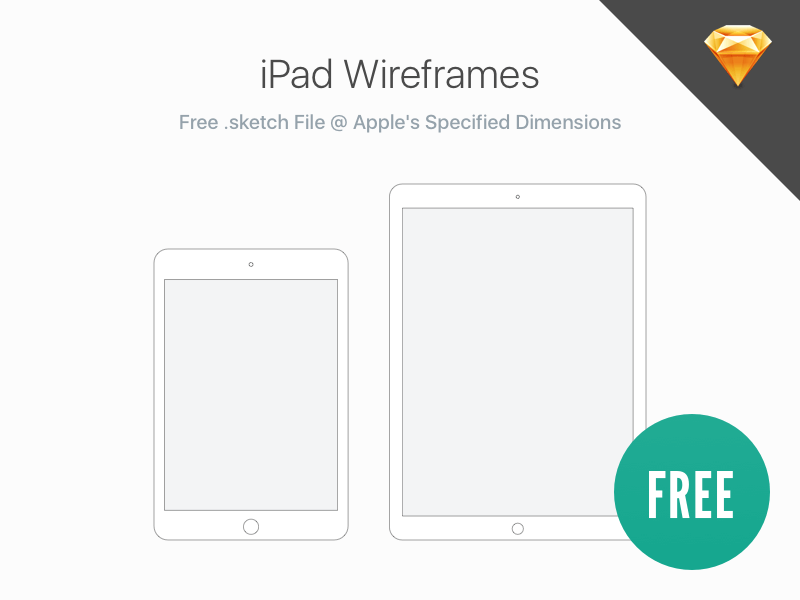 iPad Wireframes cover image