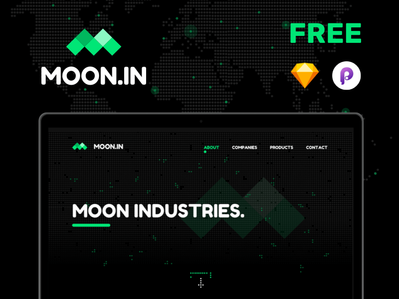 Freebie MOON.IN cover image