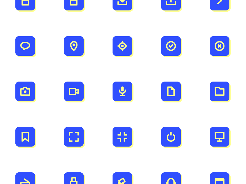 Essentials Icon Pack cover image