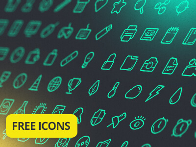 Free Icons Set cover image