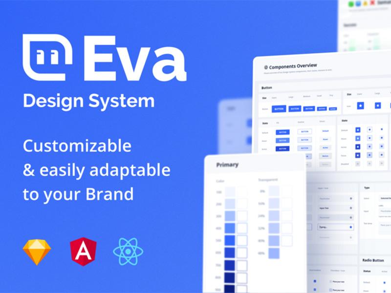 Eva Design System cover image