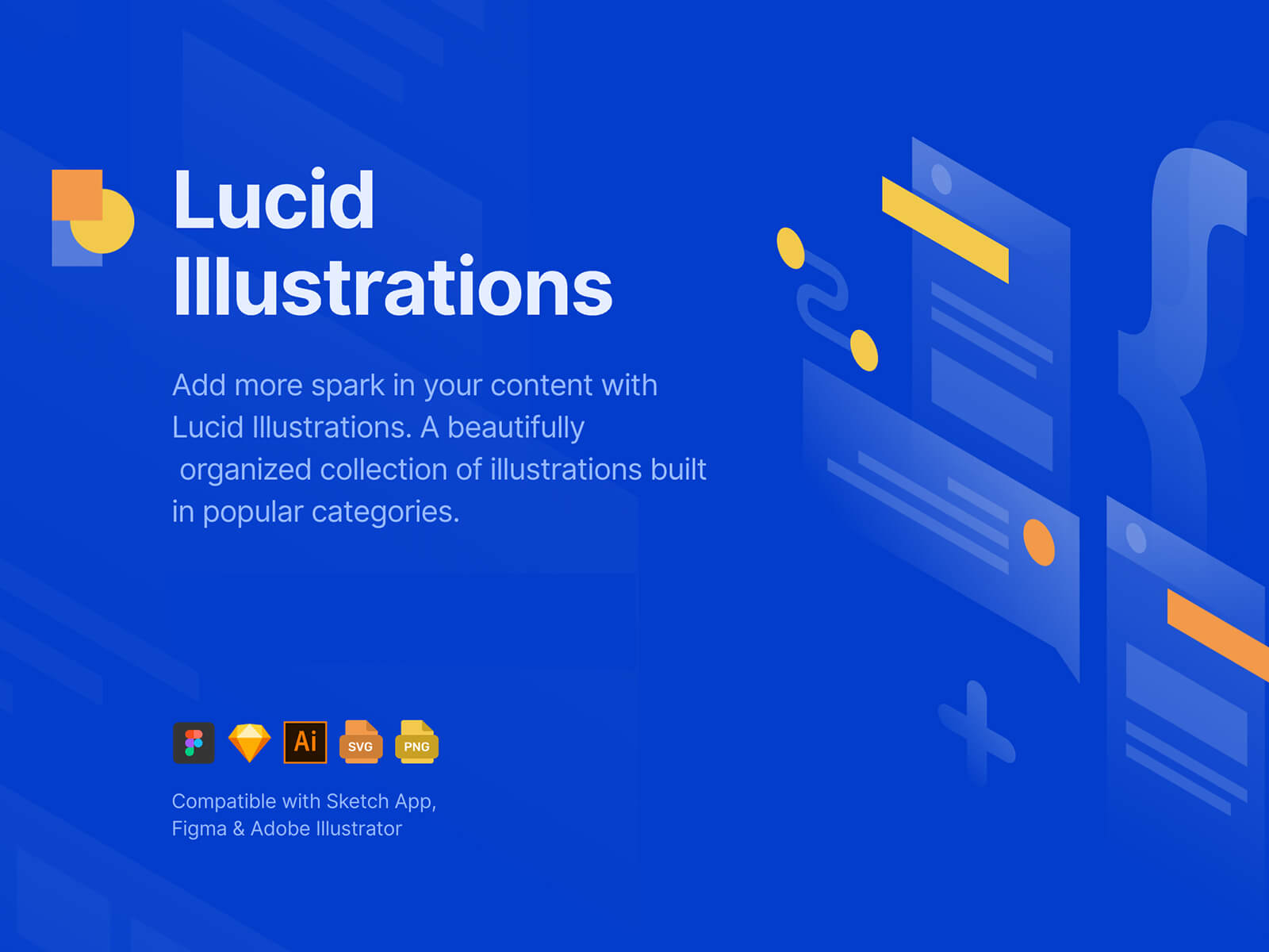 Lucid Illustrations  cover image