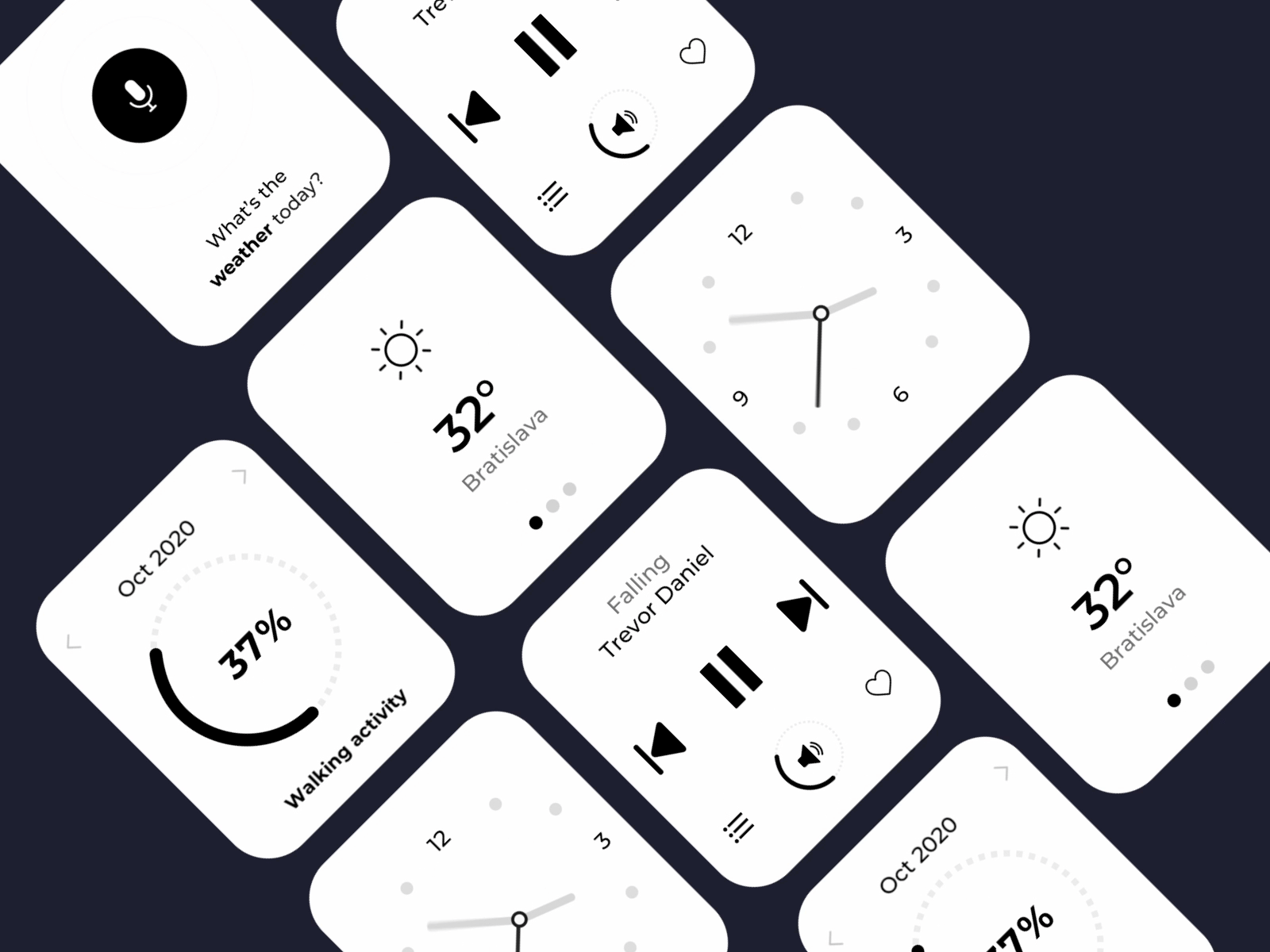 Apple Watch UI Kit cover image