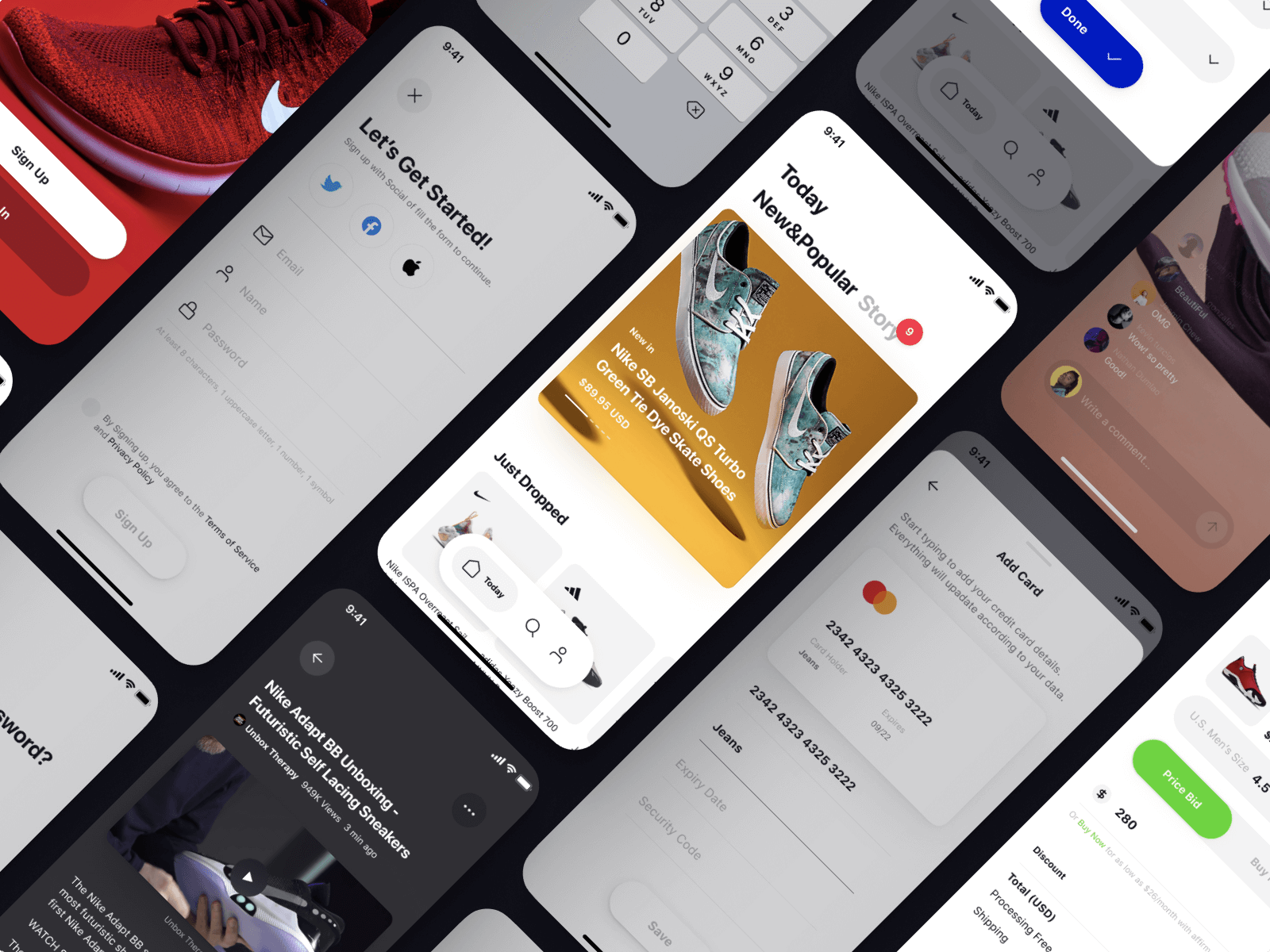 X-S-Store UI Kit cover image