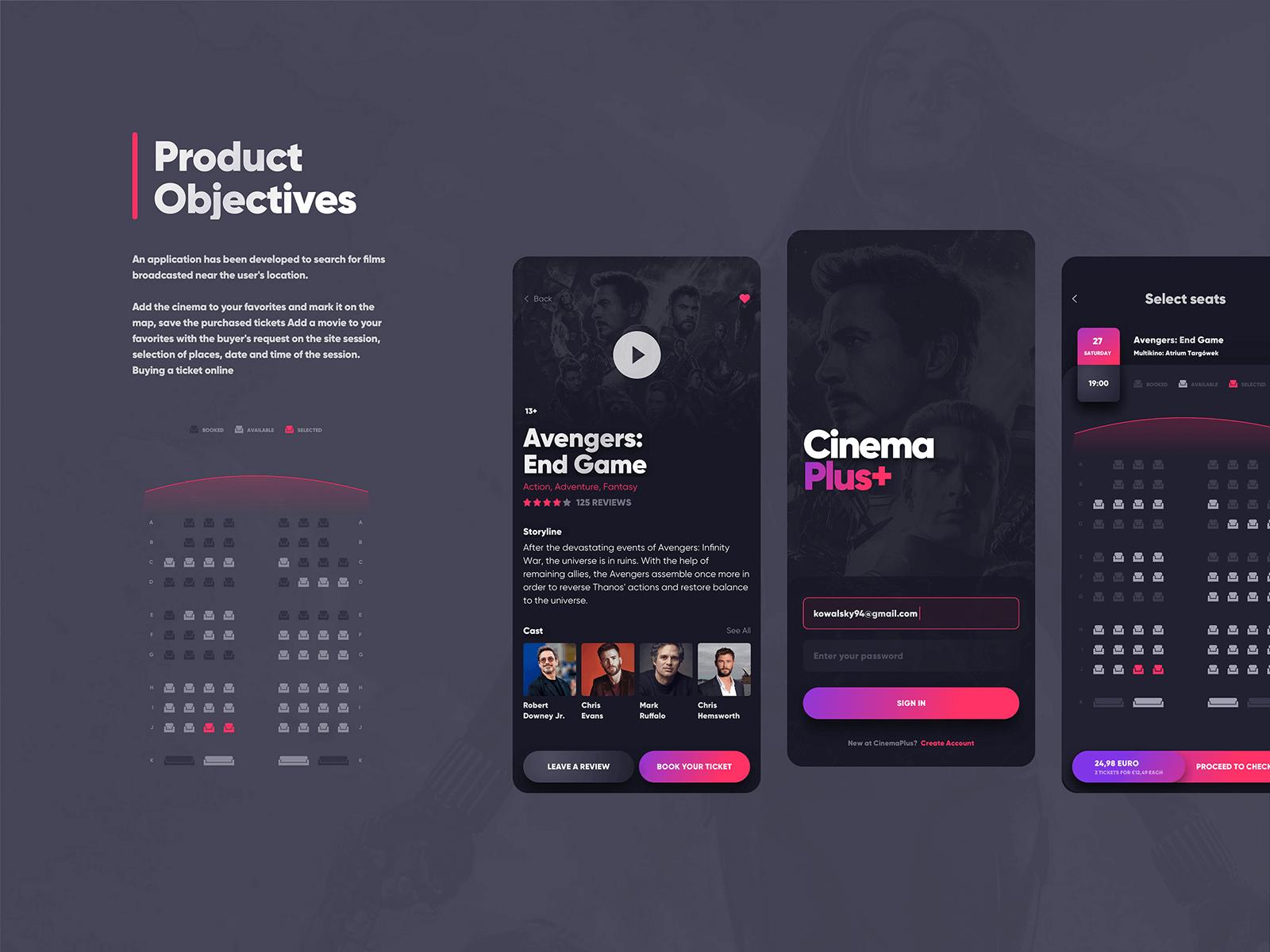 Cinema Plus cover image