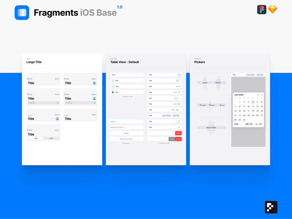 Fragments iOS Base cover image