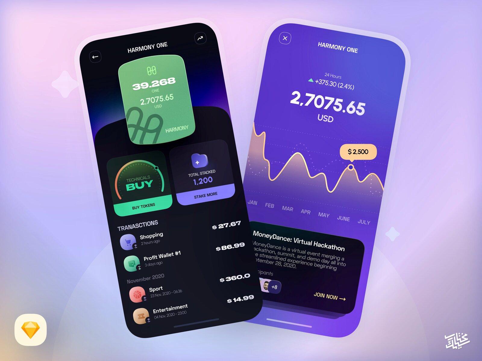 Freebie - Crypto App cover image
