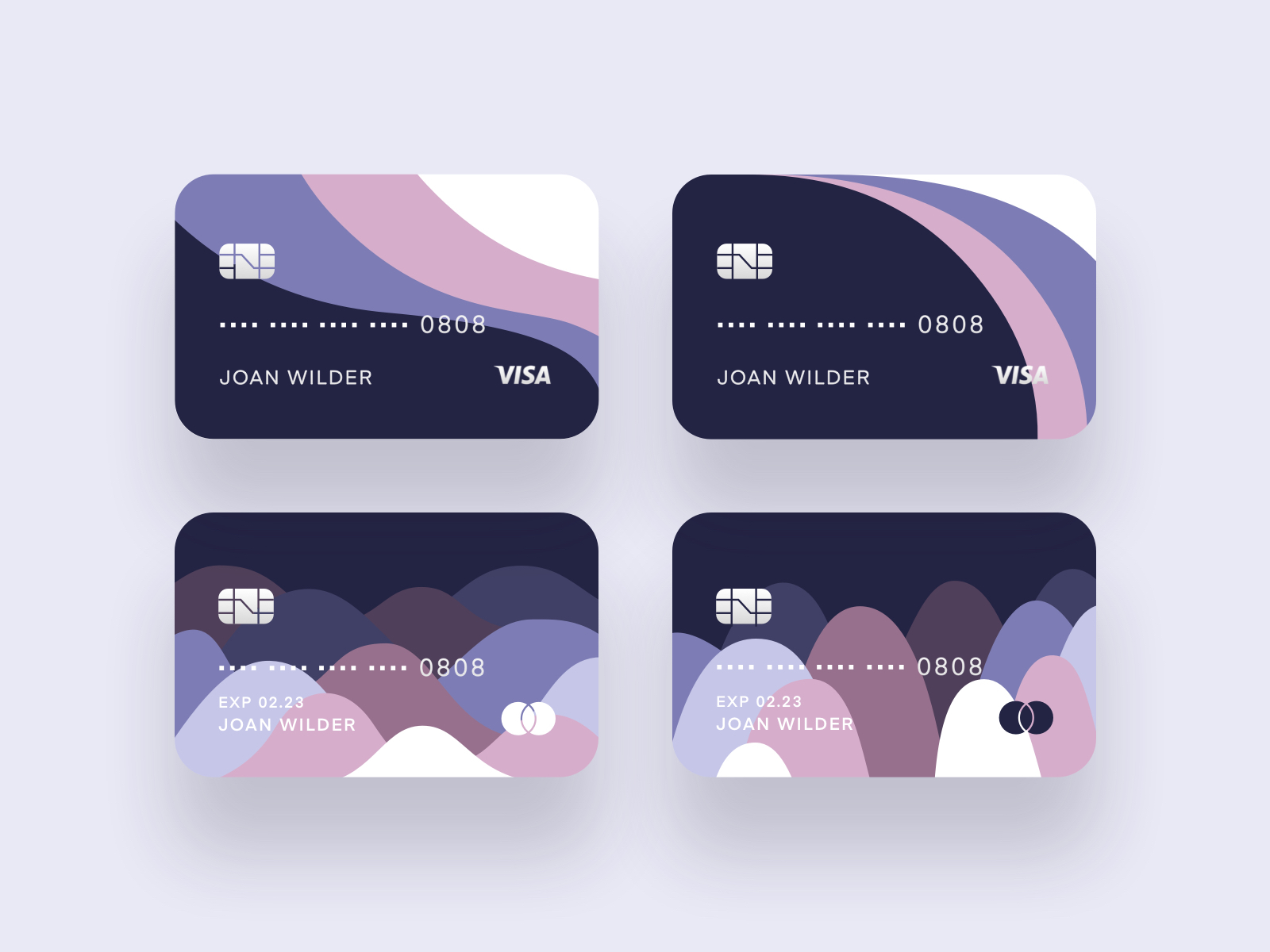 Free Credit Card Templates cover image