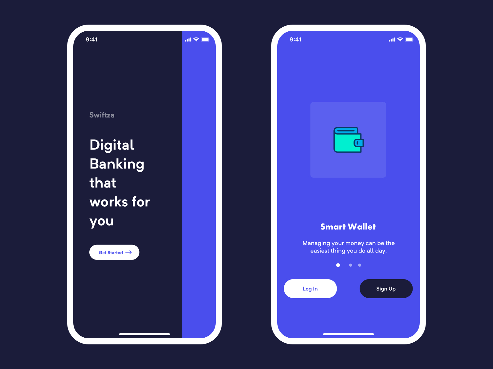 Mobile Bank Onboarding cover image