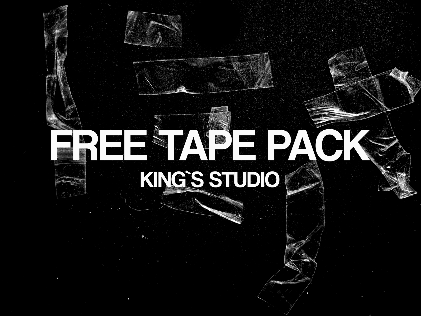 Free Tape Pack cover image