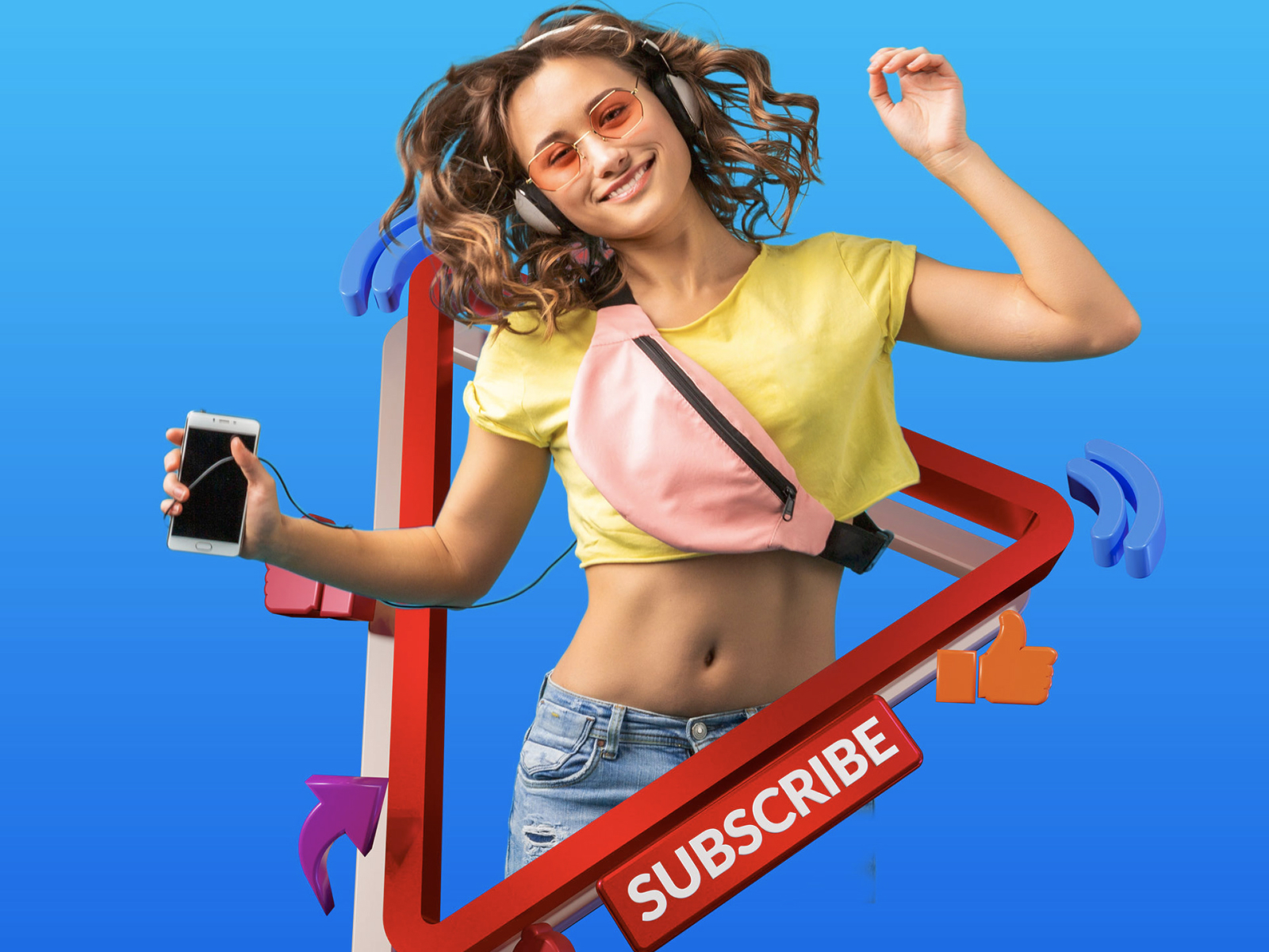 Youtube Channel Promotion cover image