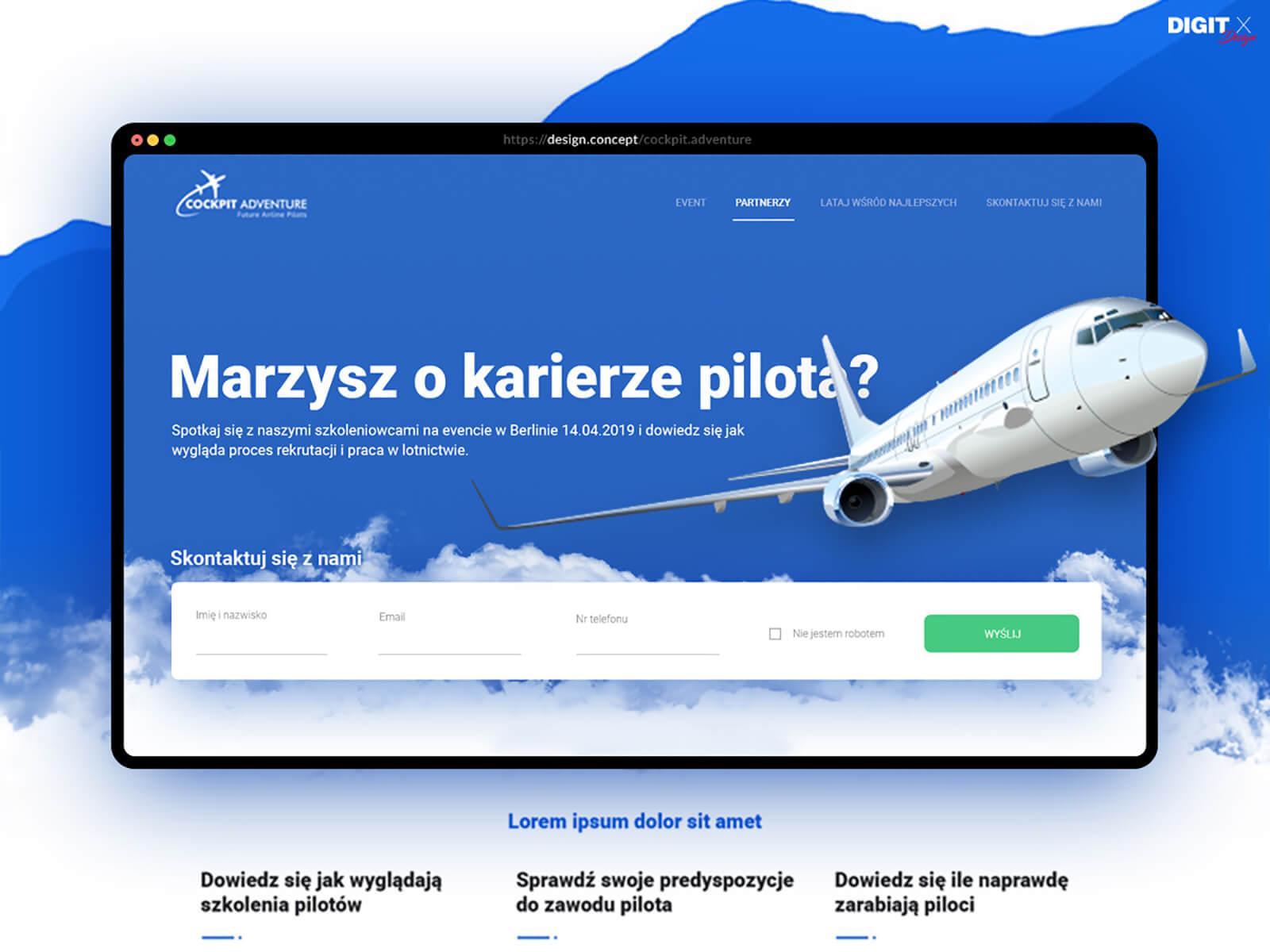 Concept - CockpitAdventure cover image