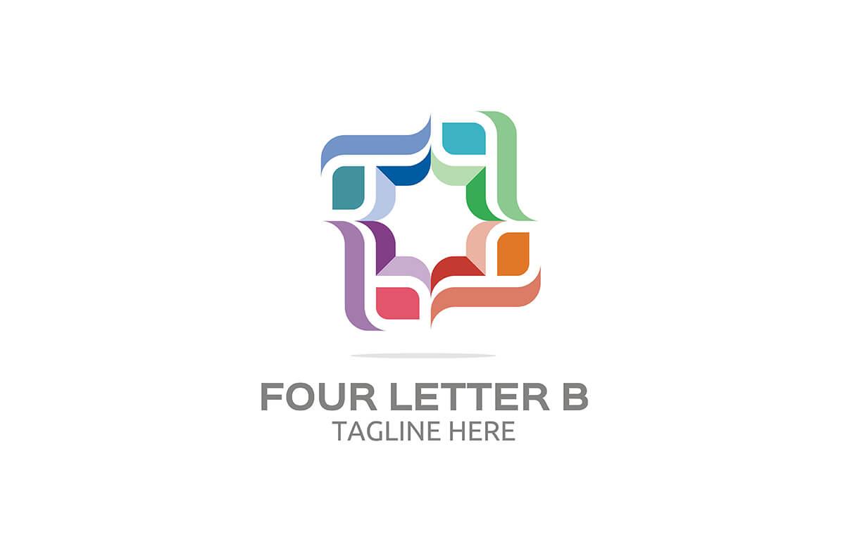 6 Modern Logo Template 5 presentation image