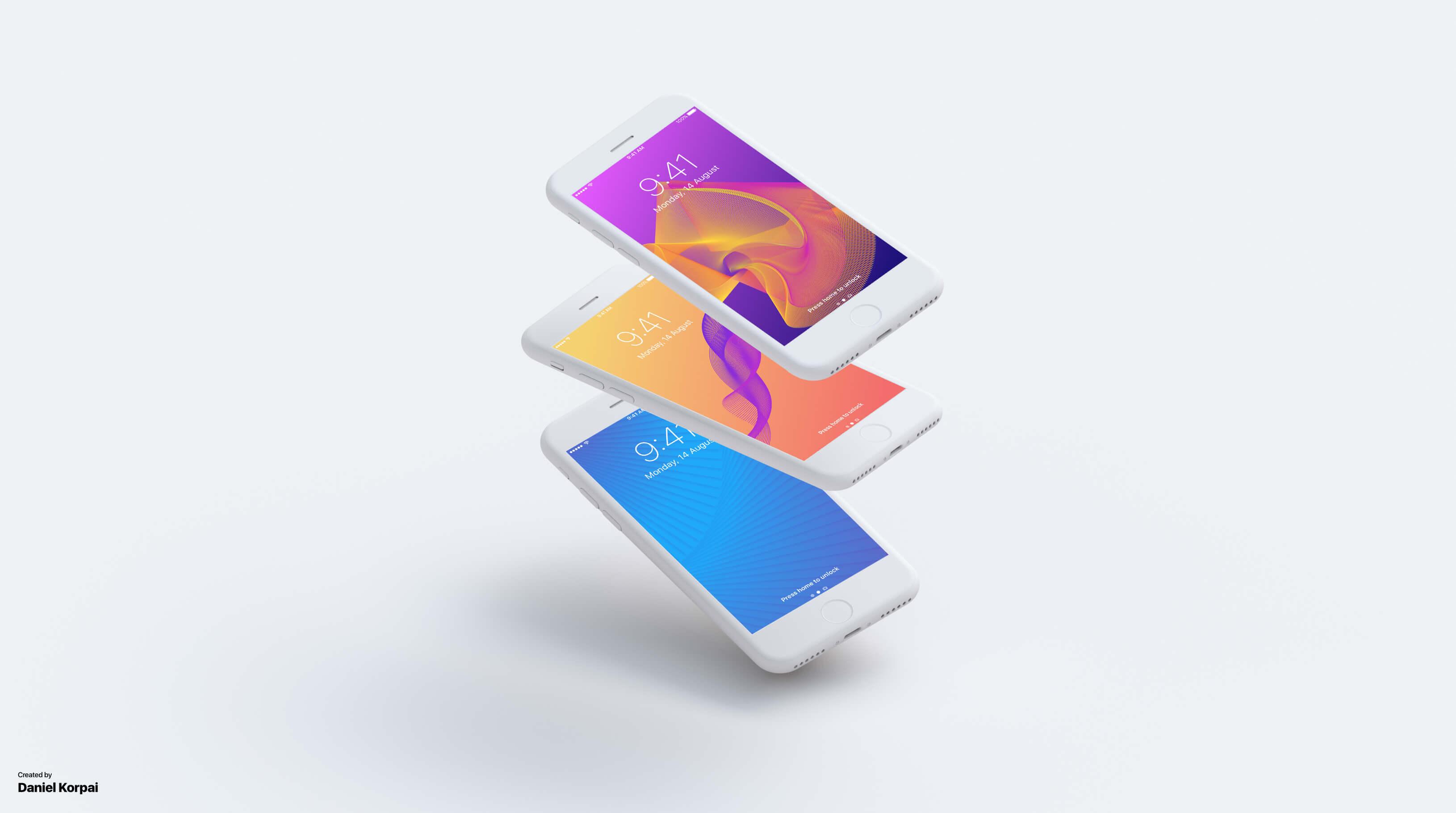 Looper Wallpapers presentation image