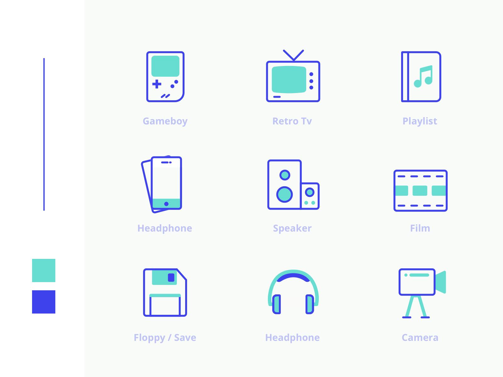 Freebies Icon Pack [Part 2] presentation image